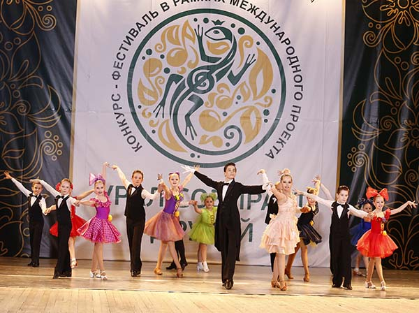 Италия 2017 танцевальный конкурс